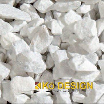 Márványzúzalék Bianco Carrara