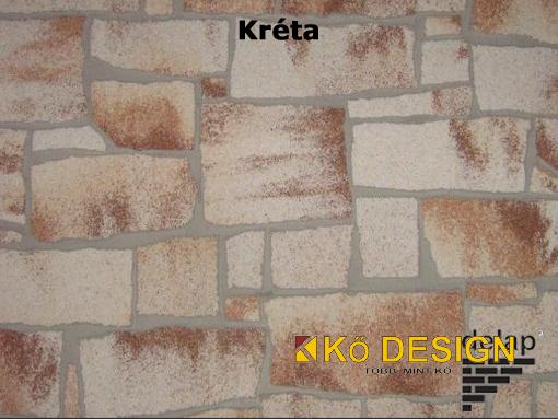 Delap hasított kő Kréta