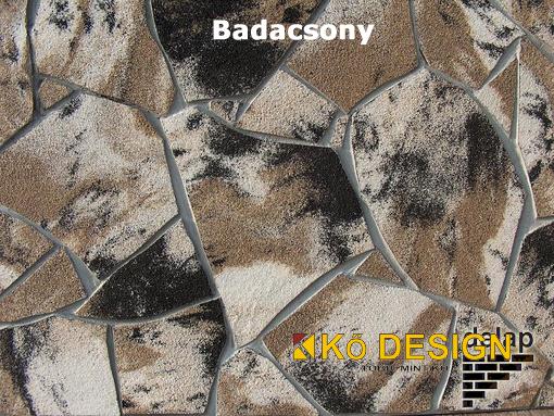 Delap terméskő Badacsony