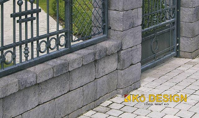 Semmelrock Castello kerítés
